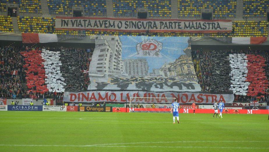 Permalink to Doar Dinamo București?