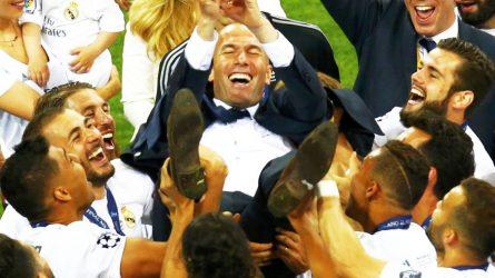 Permalink to Cât de antrenor e Zidane?