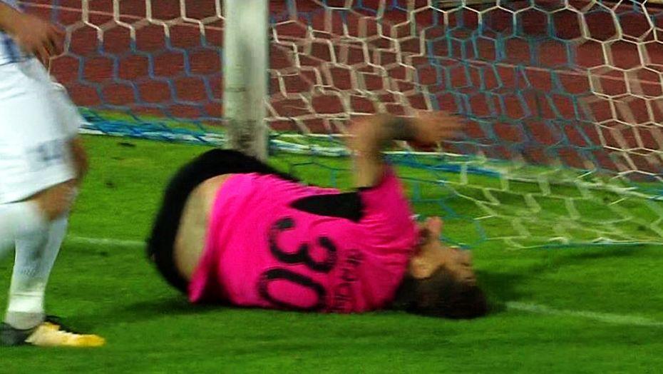Permalink to Povestea tibiei lui Șeroni, mai frumoasă decât Steaua-Dinamo