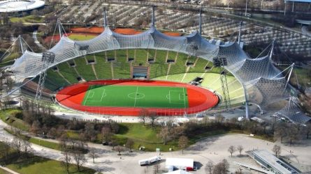 Permalink to Olympiastadion, muzeul cu gazon perfect