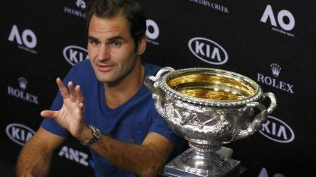 Permalink to Un Federer învins. De lacrimile lui
