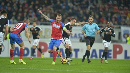 Permalink to Dinamo place, Steaua exasperează