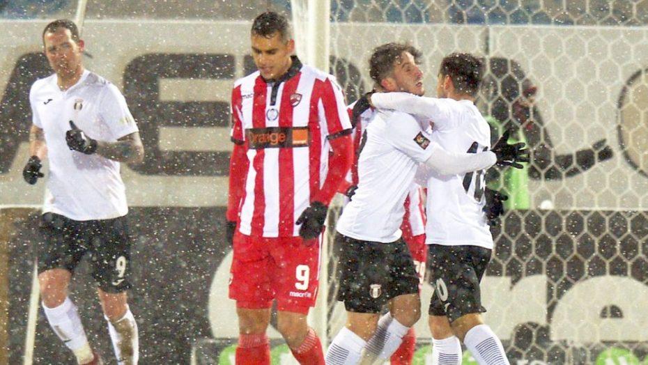 Permalink to Iarna la Dinamo. New ruşinea absolută