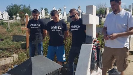 Permalink to Nistor la cimitir