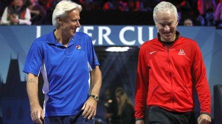 Permalink to Bjorn şi John, nu Borg vs McEnroe