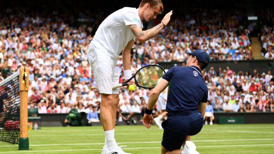 Permalink to Tenis fără copii de mingi. Ce dar!
