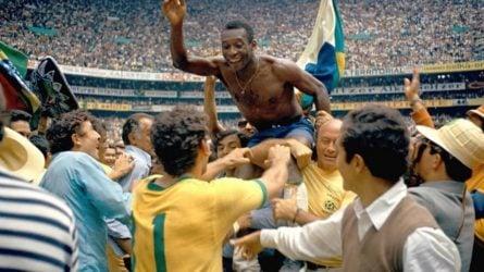 Permalink to Pele, numele fotbalului