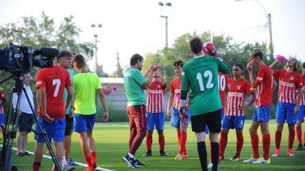 Permalink to Regal Atletico Madrid de Bucuresti – academia de juniori care a vandut 31 de jucatori in 2017!