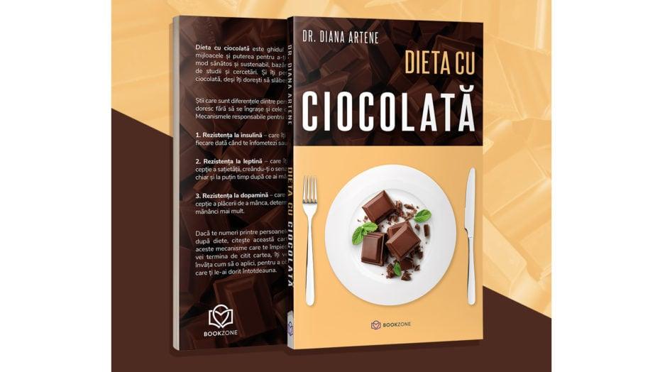 Permalink to Marti se va lansa Dieta cu ciocolata, o carte de nutritie in care Diana Artene explica si principiile unei activitati sportive sanatoase