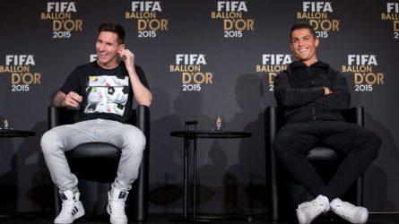 Permalink to Messi ori Ronaldo?