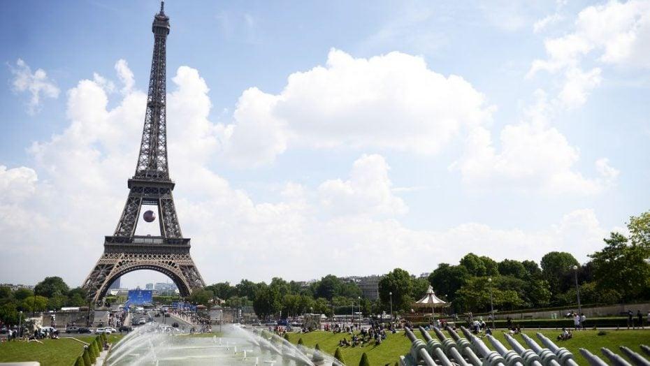 Permalink to Paris, mon amour