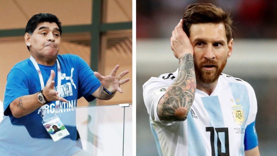 Permalink to Messi nu e Maradona!