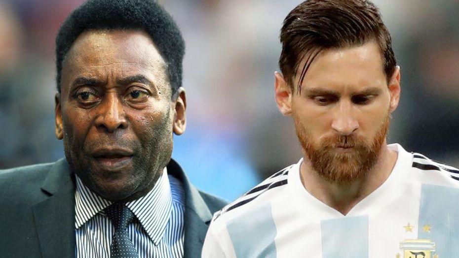 Permalink to Iar despre Pele și Messi