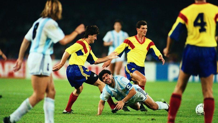 Permalink to 1990, Ienei și Maradona