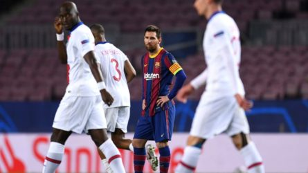 Permalink to Messi, frână la Barcelona?!