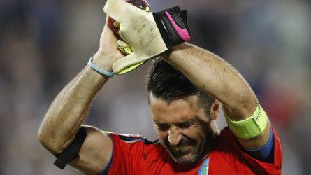 Permalink to Lacrimile eroului italian