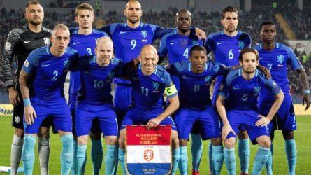Permalink to Olanda e azi Gibraltarul elitei fotbalului