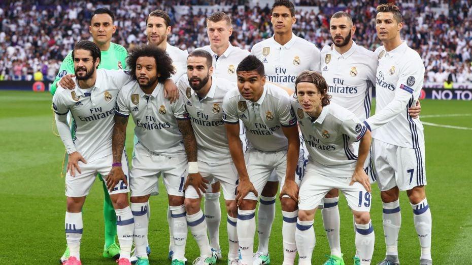 Permalink to Real e ECHIPA! Fotbalul începe și se termină la Real!