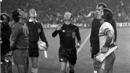 """Permalink to Seara când Mihai Viteazul a învins Steaua pe """"Camp Nou"""""""
