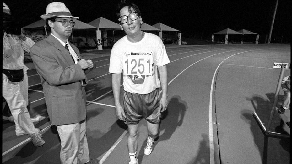Permalink to Un maraton se aleargă cu ochii
