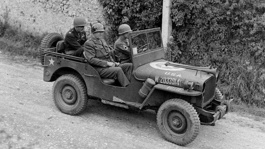 """Permalink to Mihai I şi jeep-ul """"Banditului"""""""