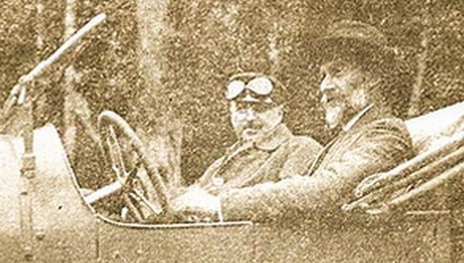 Permalink to Coşbuc şi volanul blestemat