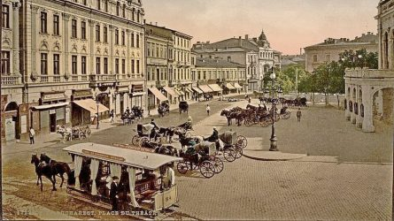 "Permalink to 12 mai 1896. 222 km. Primul maraton românesc: ""O omucidere sistematică"""