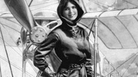 Permalink to Elena, prima noastră aviatoare
