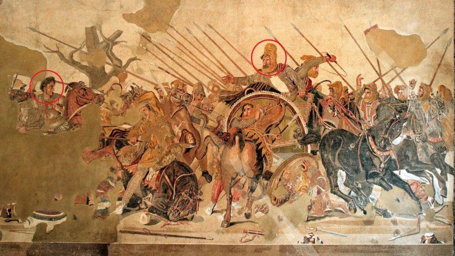 Permalink to Alexandru cel Mare şi fair-play-ul