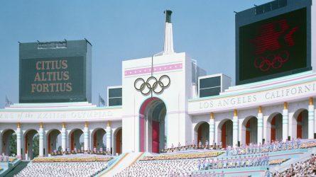 Permalink to L. A., dulce paritate: 120.000 $ pentru 124 de sportivi