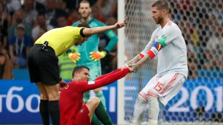 Permalink to Spania-Portugalia de rejucat. În finală