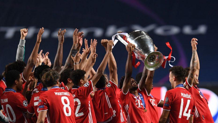 Permalink to Bayern în mină